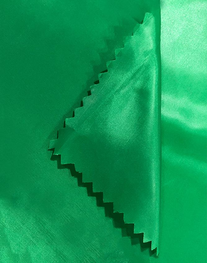 Umweltfreundlicher Stoff R19-350 100% recycelter 380T Polyester Taft