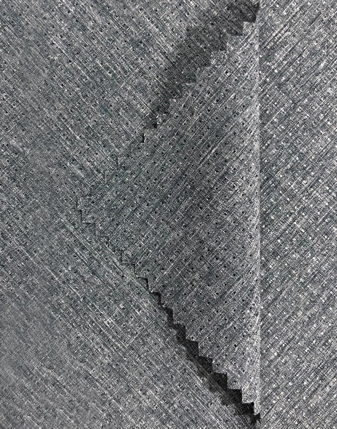Umweltfreundlicher Stoff R19-501 Stretch aus recyceltem Polyester
