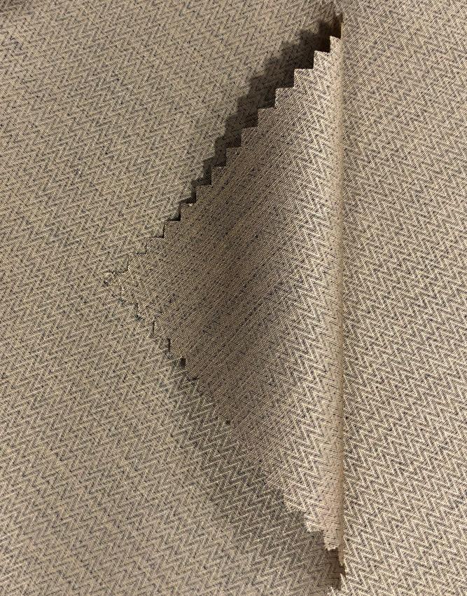 Umweltfreundlicher Stoff R19-545 100% recyceltes Polyester