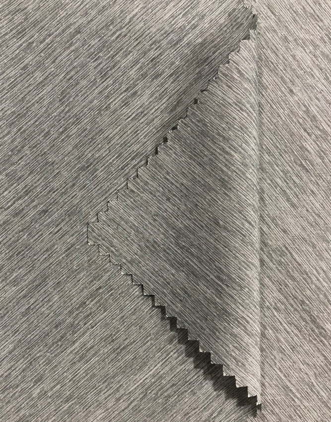 Umweltfreundlicher Stoff R19-537 100% recyceltes Polyester
