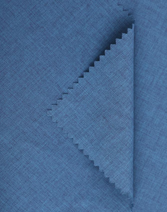 Business Casual Stoff JZ-w916 Hervorragendes Baumwollgefühl und schnelle Trocknung für Freizeithemden