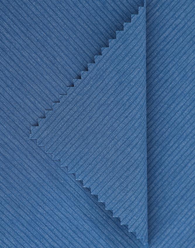 Business Casual Stoff JZ-W785 Heidestreifen-Stretchmaterial
